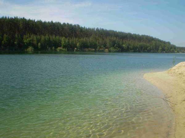 голубые озера фото красный лиман