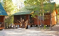 Кантри Отель на Голубых Озерах