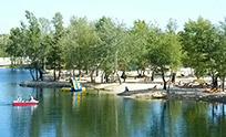 Сказка Озера Голубые озера