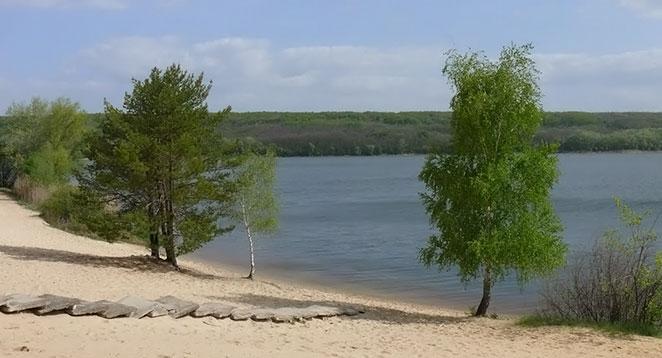 Рыбалка в славянске