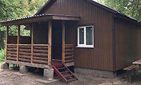 база отдыха Лесной Уголок в Щурово