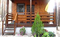 Гостевой дом Лесной в Щурово