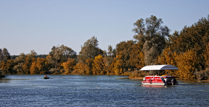 Щурово - это отдых на реке