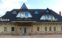 Гостиница Европа в Славянске