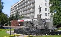 Санаторий Юбилейный в Славянске